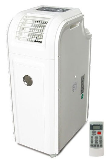 Air Cooler Vs Air Conditioner : Daijitsu hp portable air conditioner